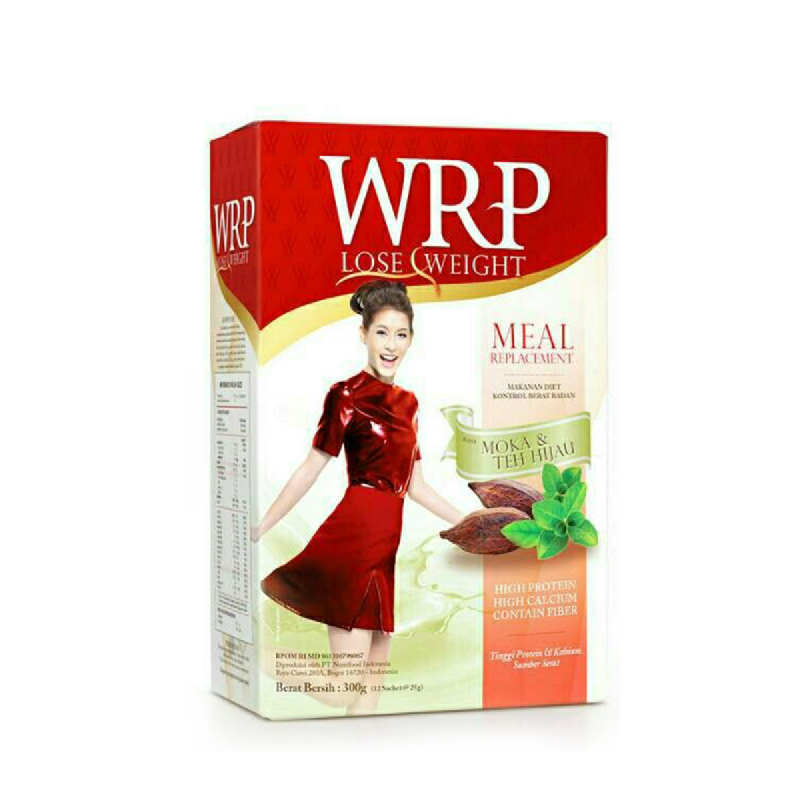 Wrp Lose Weight Mr Mocca Green Tea Box 12 S X 25gr