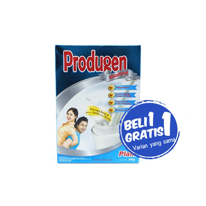 Produgen Hi Cal Vitafirst Plain 500 Gr (Buy 1 Get 1)