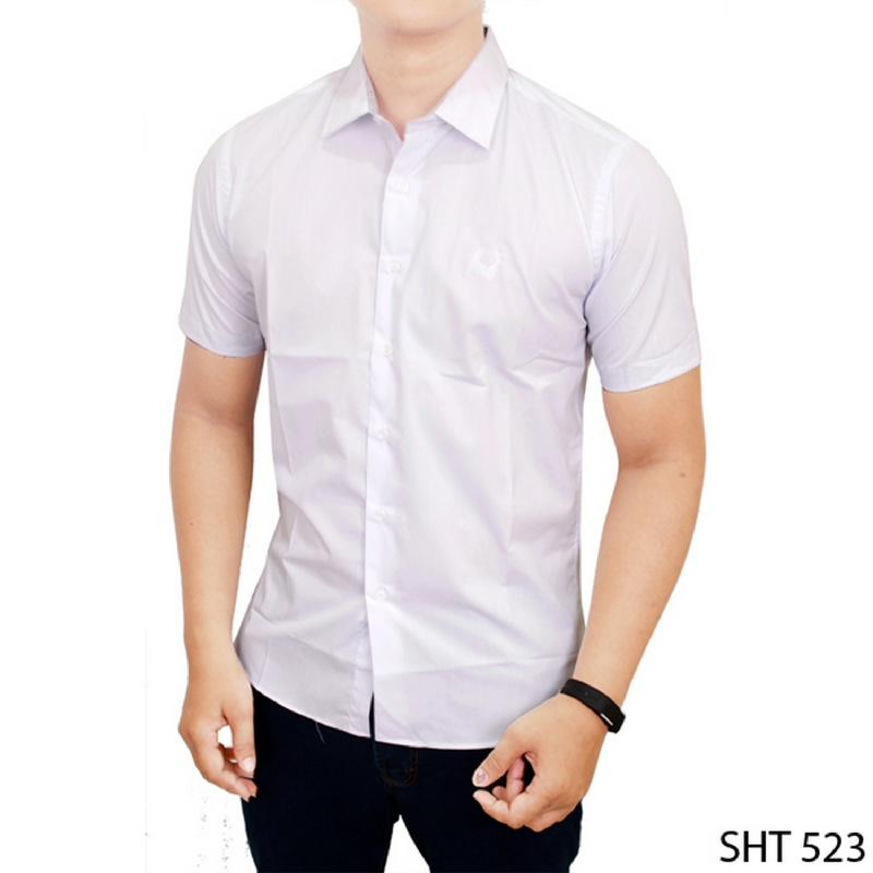 Gudang Fashion Kaos Singlet Pria Polos Putih SHT 523