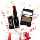 Absolute New York Matte Stick Lipstick Sangria + Eye Artiste Latte Break