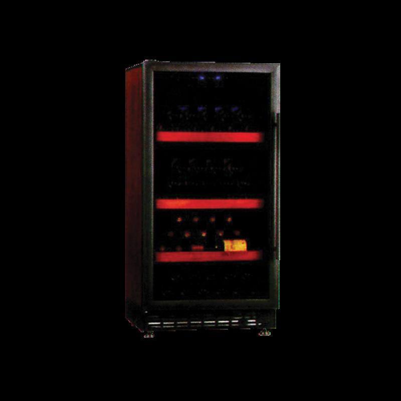 Crown Wine Cooler YC-188A 750ml Kaps 50-80 Botol