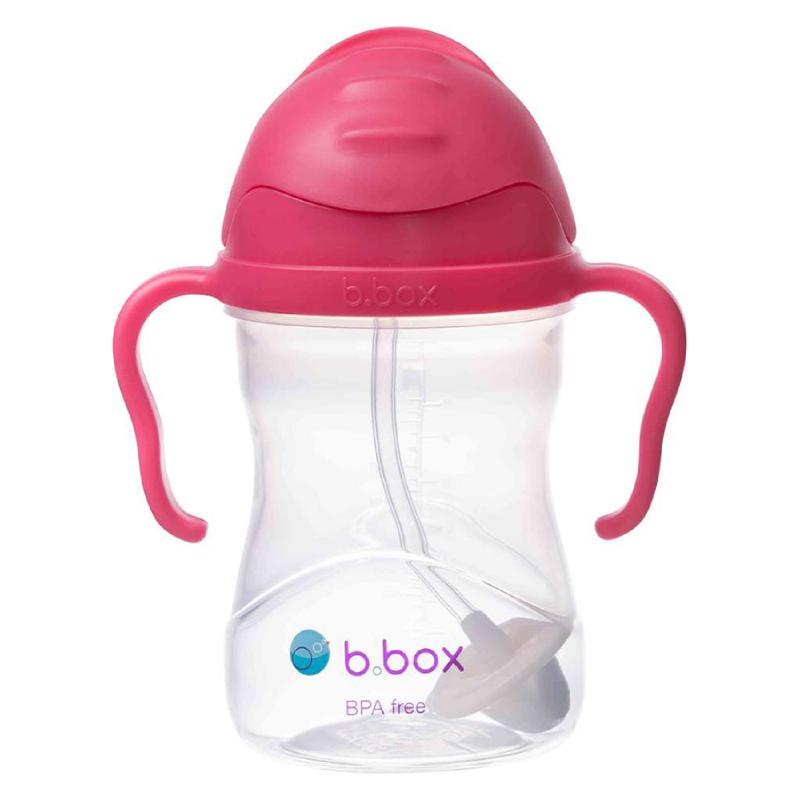 B Box Sippy Cup Raspberry