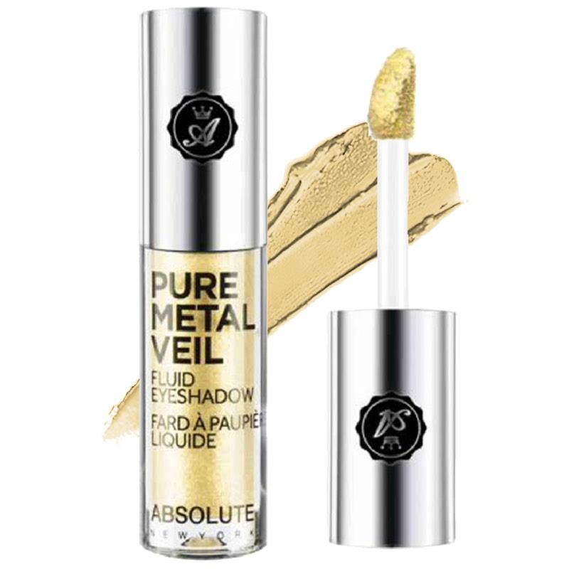 Absolute New York Pure Metal Veil Fluid Eyeshadow Trust Fund