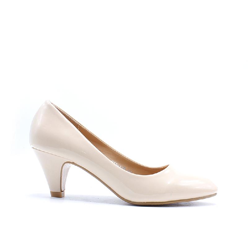 Regina Shoes Footwear Pump Heels 115 Beige