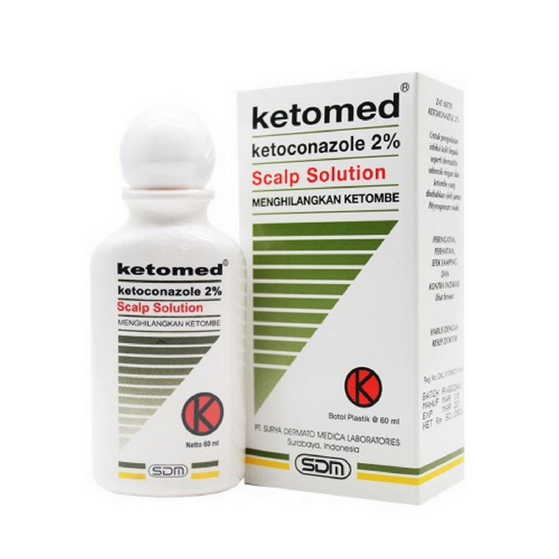 Ketomed Scalp Solution 60 ml