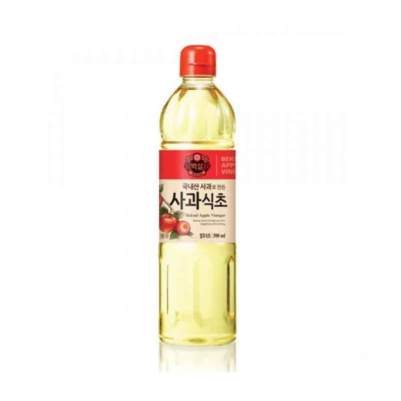 CJ - Vinegar Sikcho Apple 500 ml