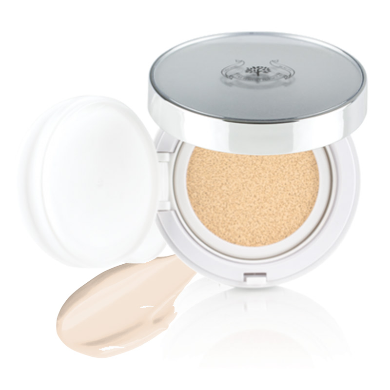 The Face Shop CC Ultra Moist Cushion SPF50+ PA+++ No. 201