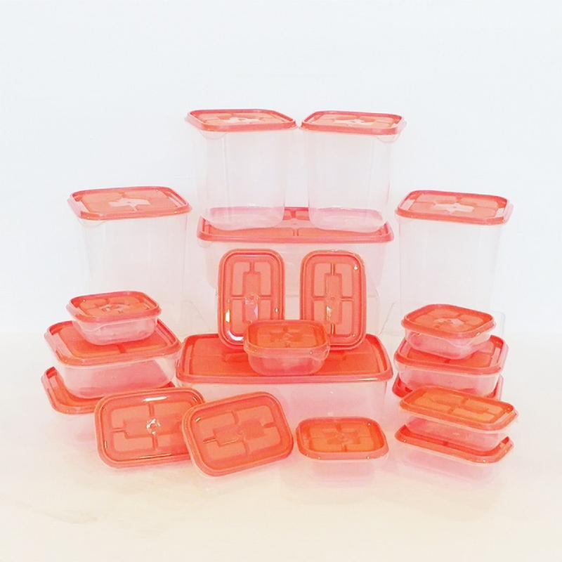 Atria Kotak Makan Multifungsi Set 20