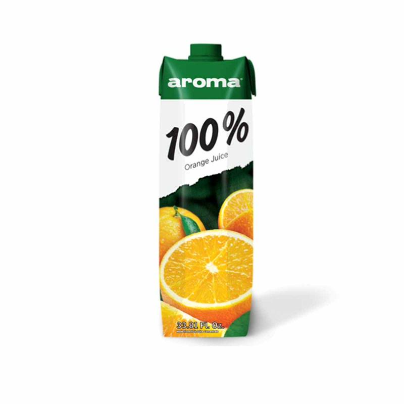 Aroma Orange Juice 1000 Ml