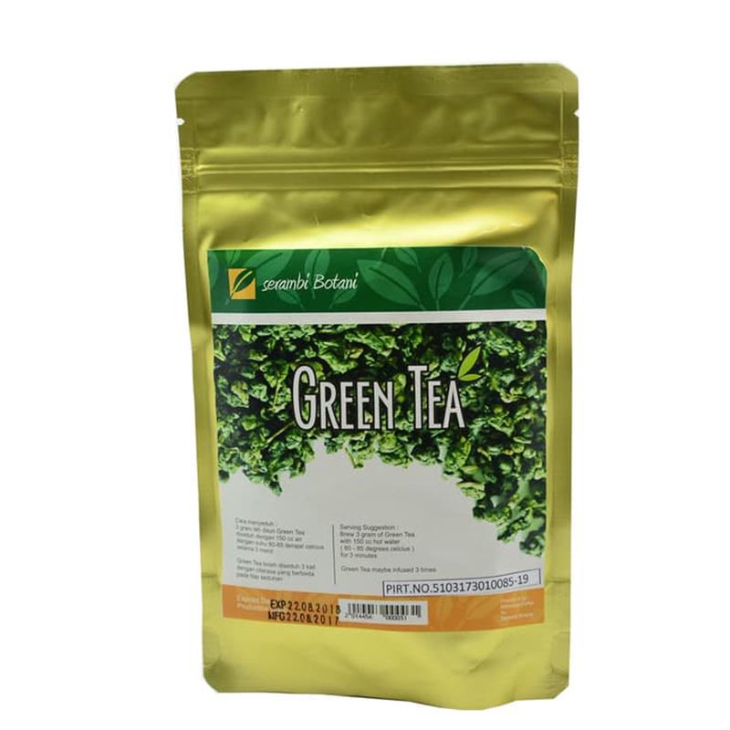 Greent Tea 100 gr