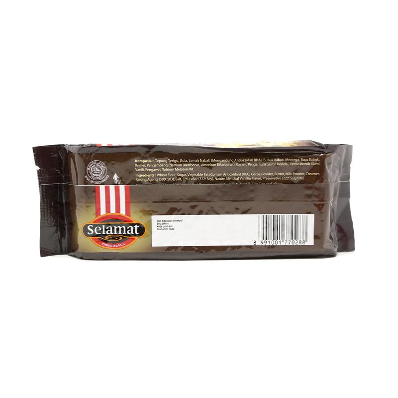 Selamat Bisc Golden Chocolate 102 Gr