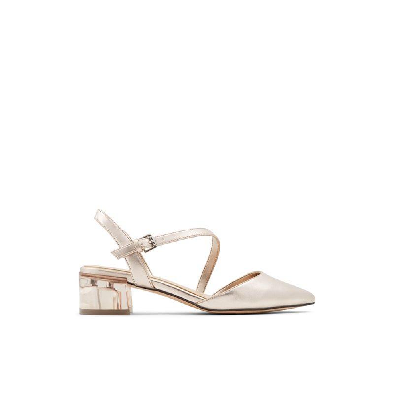 ALDO Ladies Footwear Heels ATURA-041-Light Silver