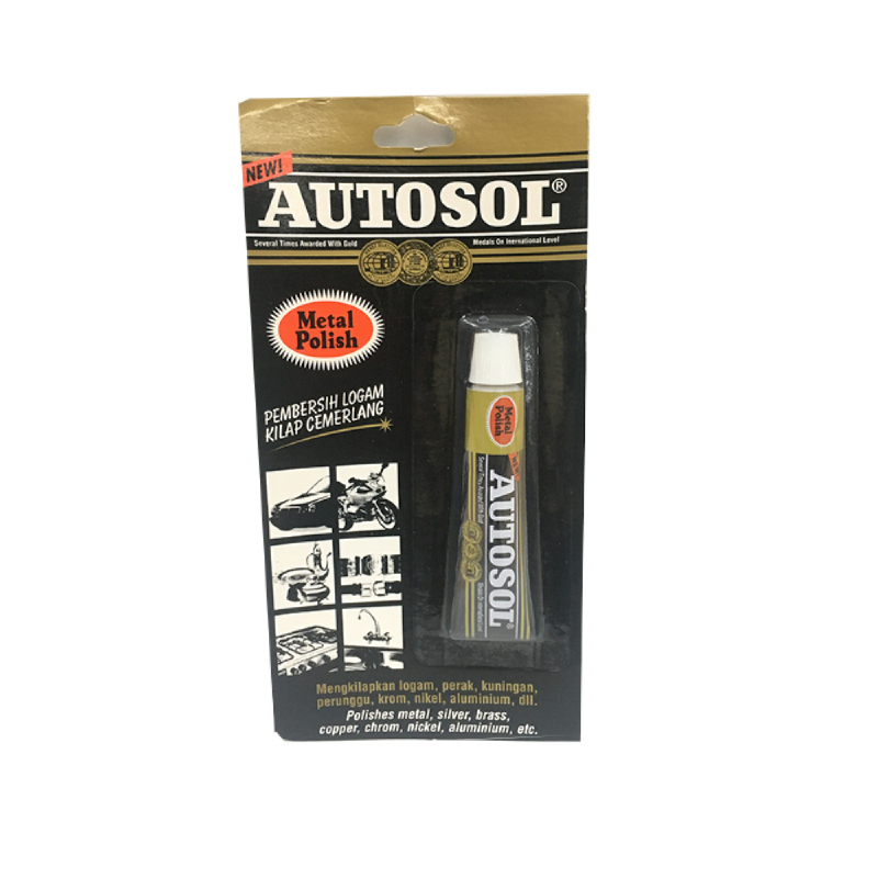 Autosol Metal Polish 15Gr-Pc.