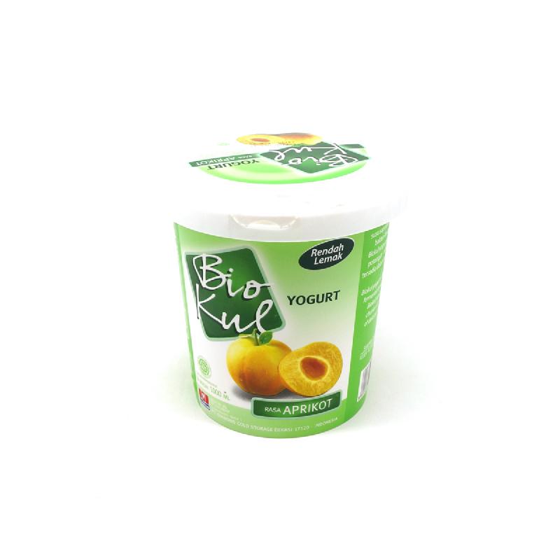 Biokul Stirred Apricot 1000Ml