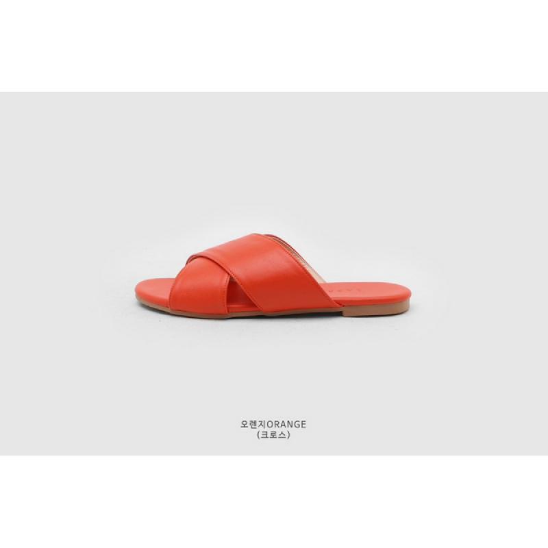 SAPPUN Kamishu Daily Slipper (1cm) - Orange