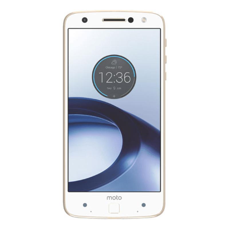Motorola Moto Z Smartphone - Putih [4GB,64GB]