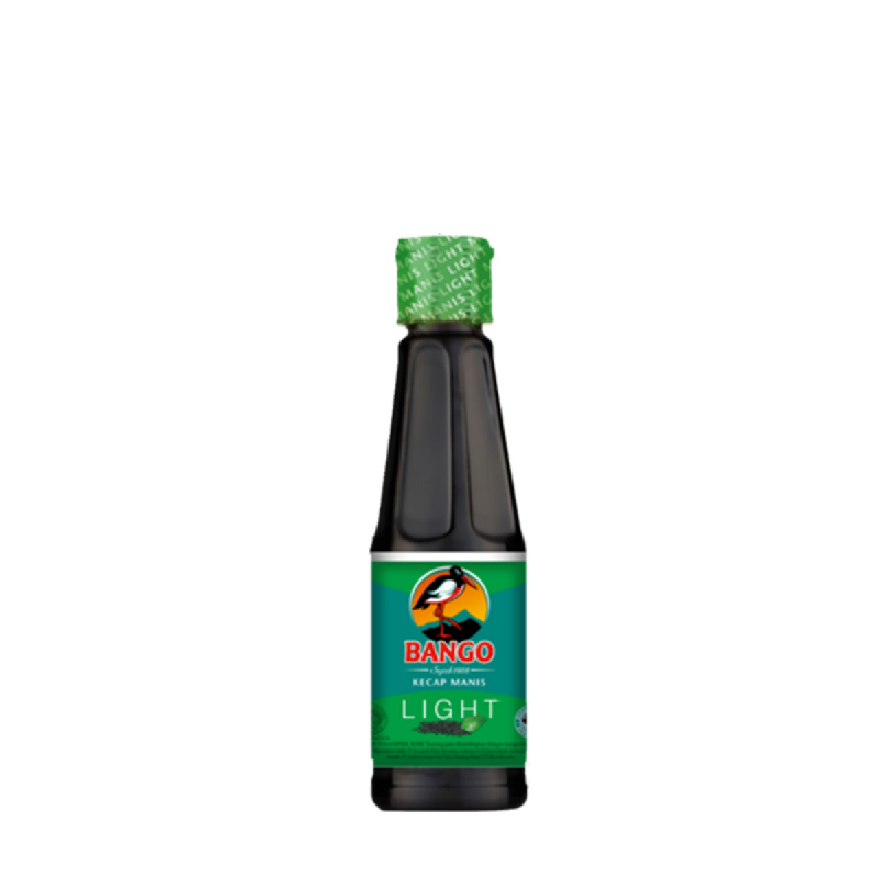 Bango Kecap Less Sugar 135 Ml
