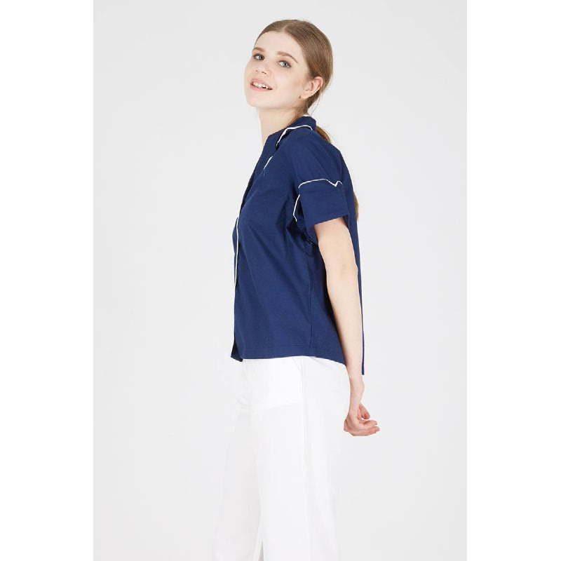 Molen Pajamas Top Navy