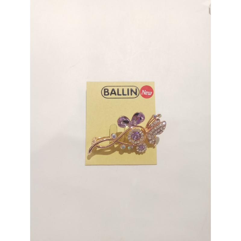 Ballin - Women Brooch LF BRXZ8070 24 Silver