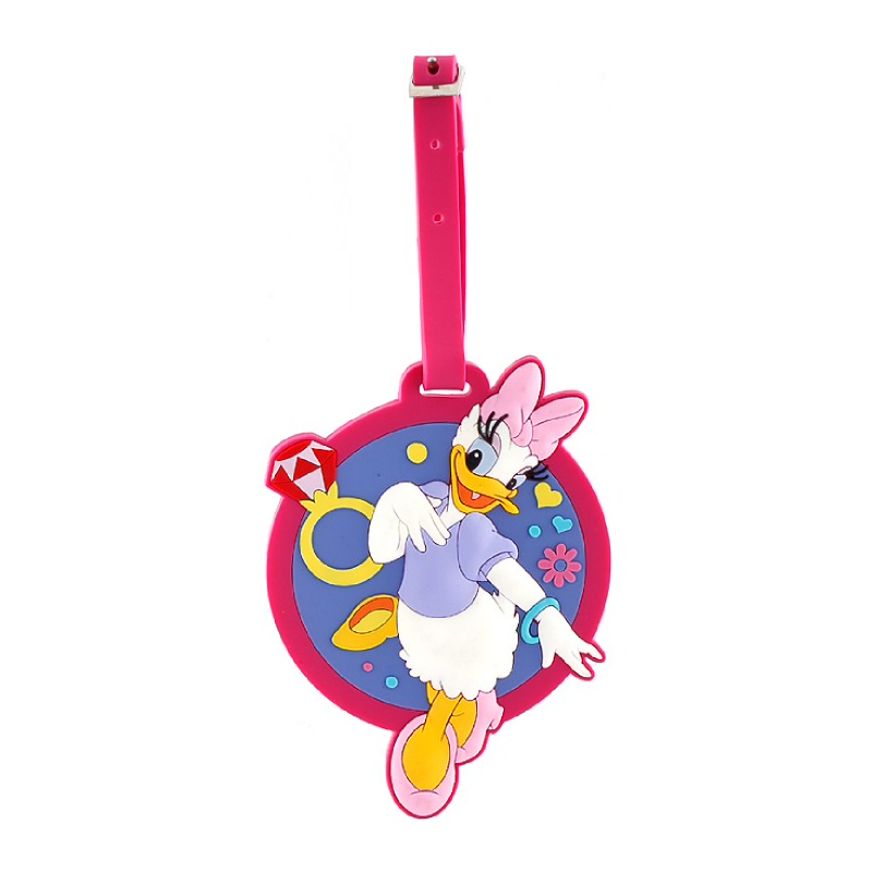 Mickey Mouse And Friends Deasy Duck Bag Tag