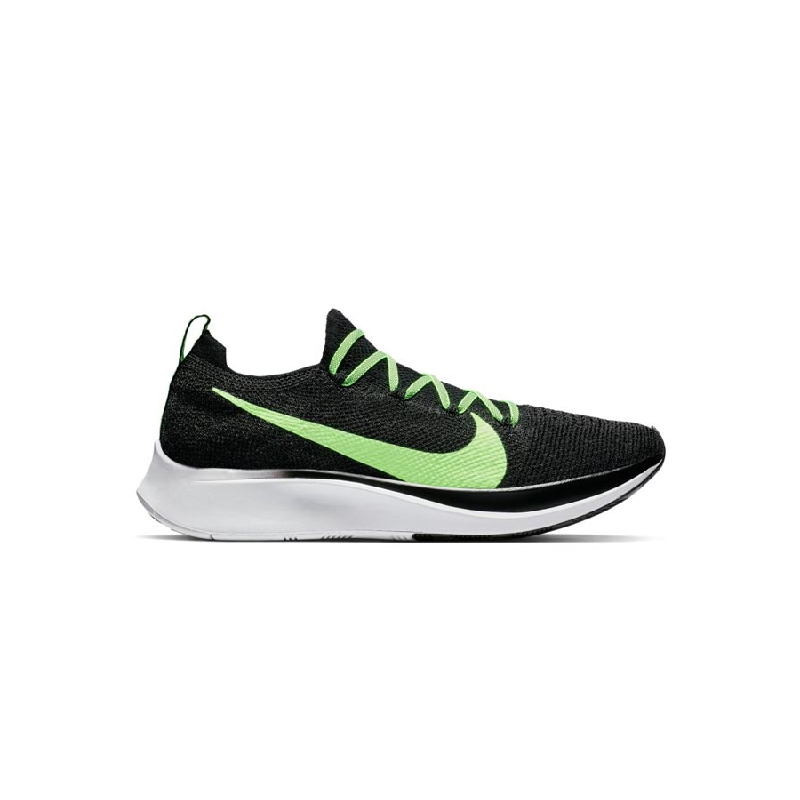 Nike Zoom Fly Flyknit Men Running Shoes Black