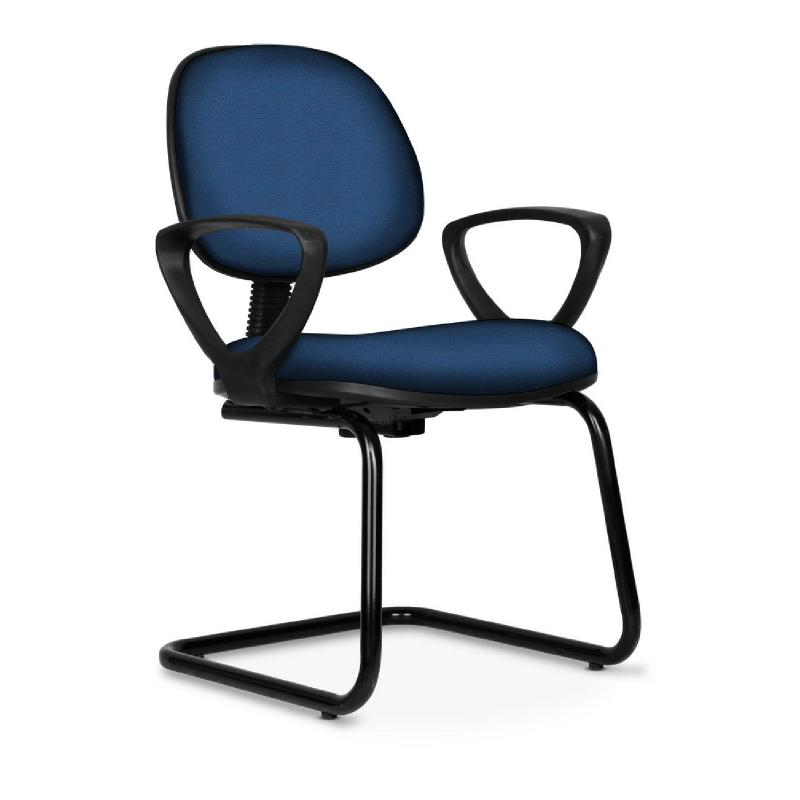 Kursi kantor kursi kerja HP Series - HP29 Navy Blue