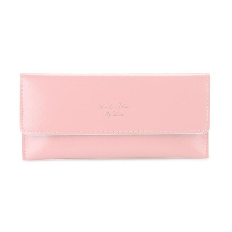 LnC Gevina Wallet - L. Pink