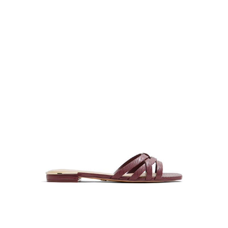 Aldo Ladies Footwear Sandals Astirinna-601-Bordo
