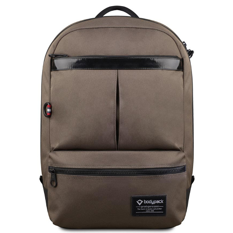 Bodypack Prodiger Accelerate 1.1 Laptop Backpack - Brown