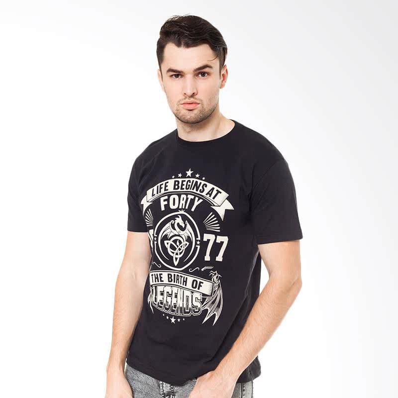 Legends T-Shirt Pria