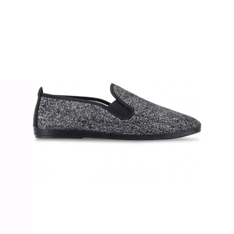 Flossy Exclusives Osuna Slip On - Black