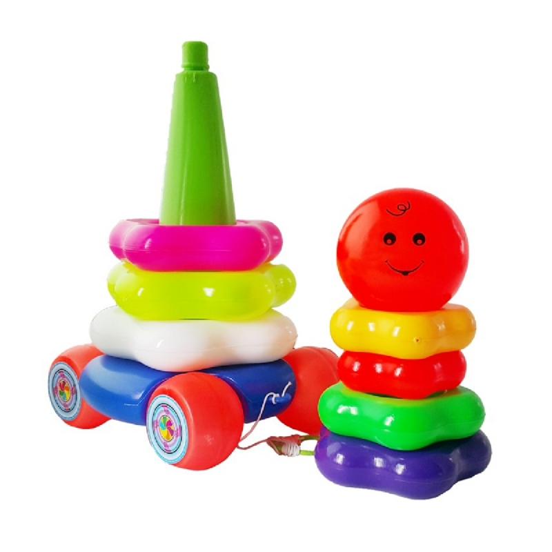Ocean Toy Ring Donat Smile OCT515
