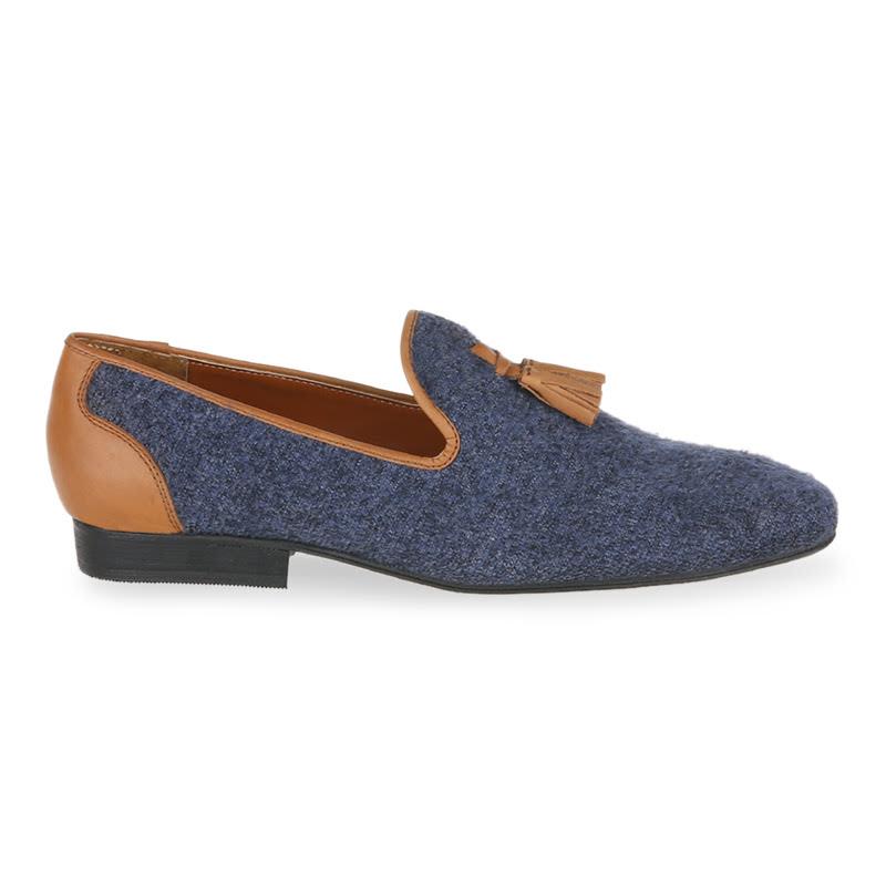 Ftale Vele Formal Men Shoes - Navy