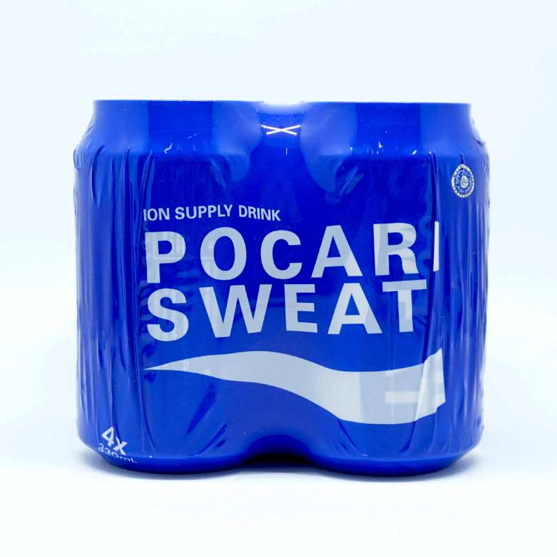 POCARI  SWEAT MP 4X330 ML