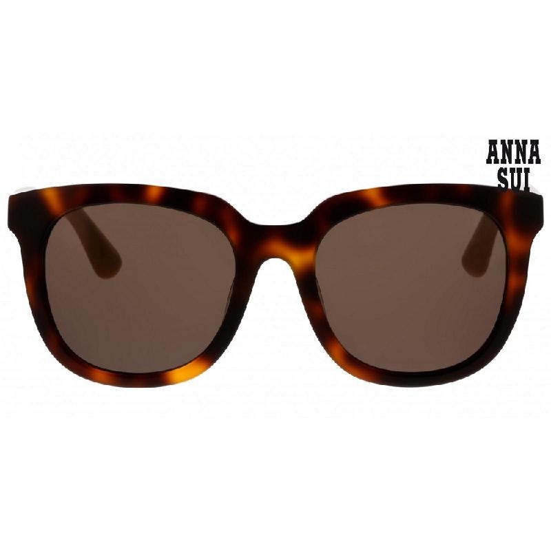 Anna Sui Women Sunglasses S-AU-1005-138-54 Brown