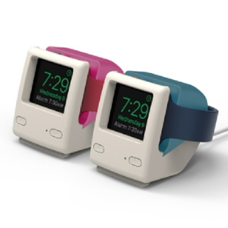 Elago W4 Apple Watch Charger Stand - Aqua Pink