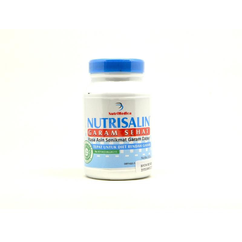 Nutrisalin Garam Botol 200G