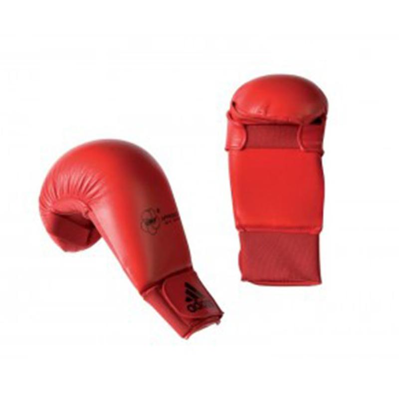 Adidas Combat Wkf Glove Mitt Red
