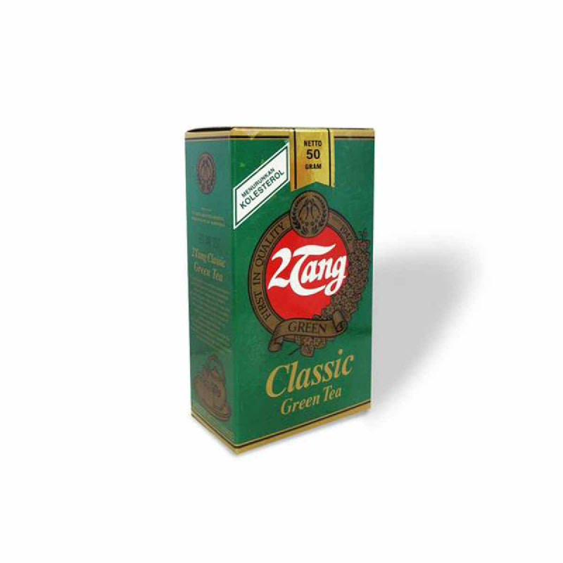 2 Tang Classic Green Tea 50 Gr