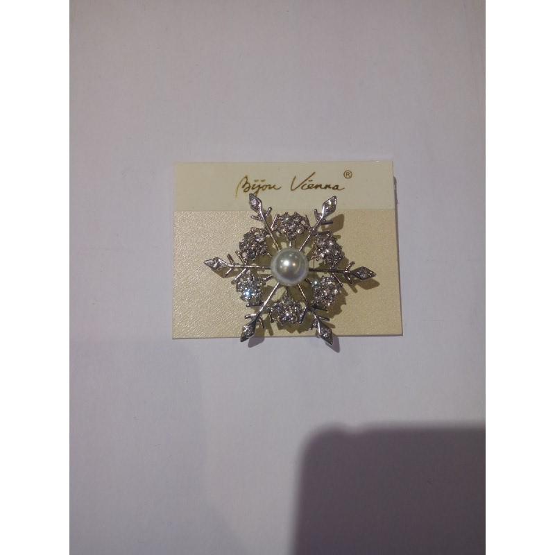 Bijou Vienna - Women Brooch 300710188652 Silver