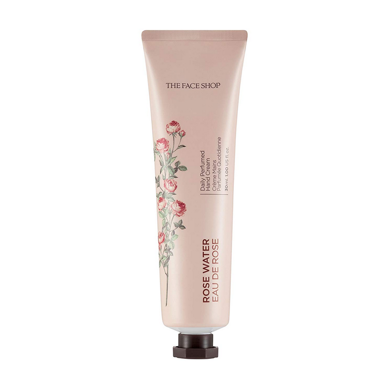 The Face Shop Daily Perfumed Hand Cream 01 Rose Water