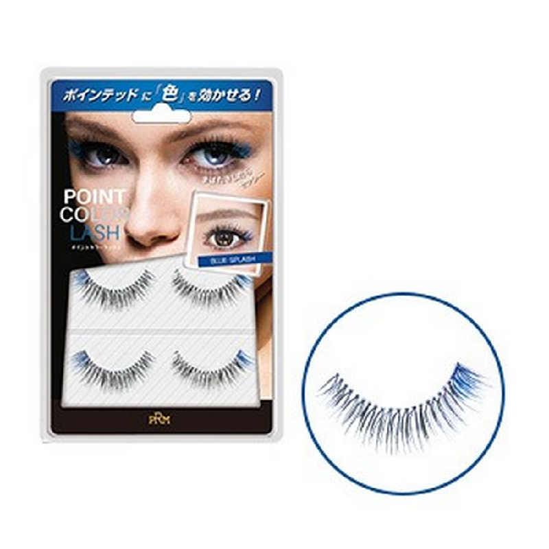 Lucky PCM 583 Point Colored Eyelash (2 pairs)
