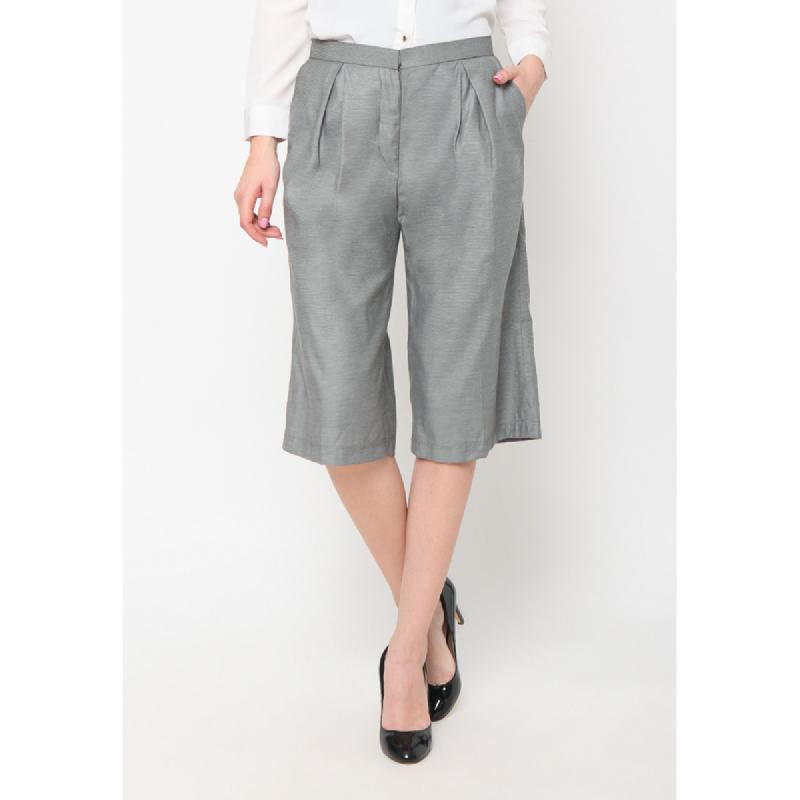 Agatha Leia Classic Short Cullote Grey
