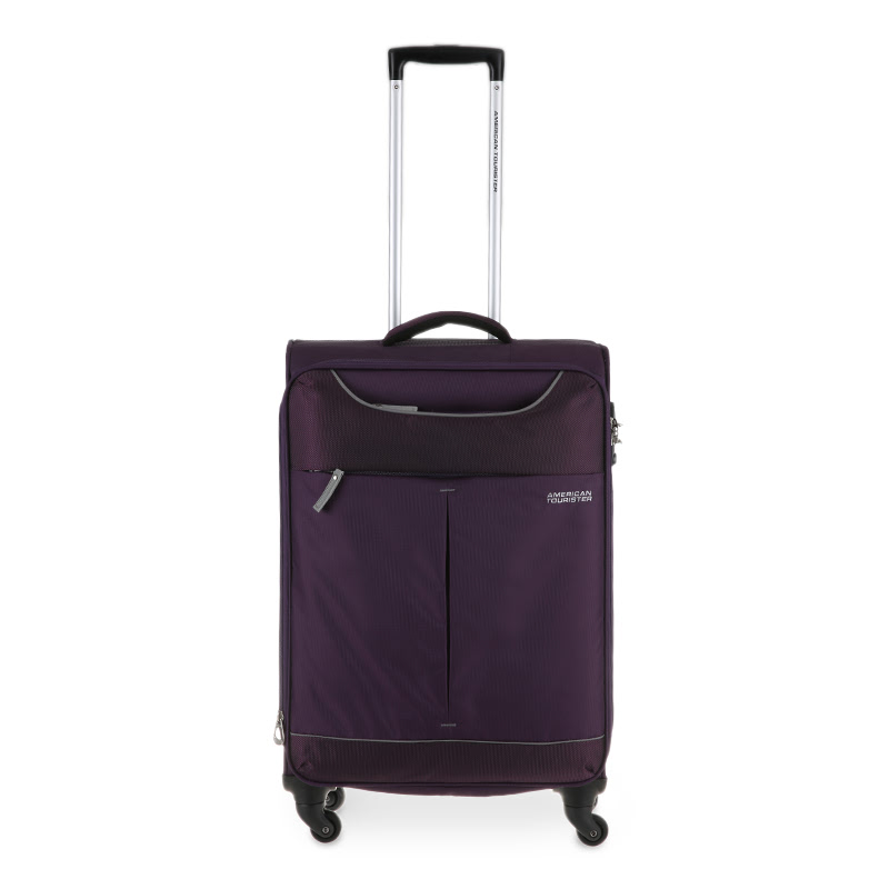 American Tourister Sky Spinner 68-26 Tsa 25R081002 Purple-Grey
