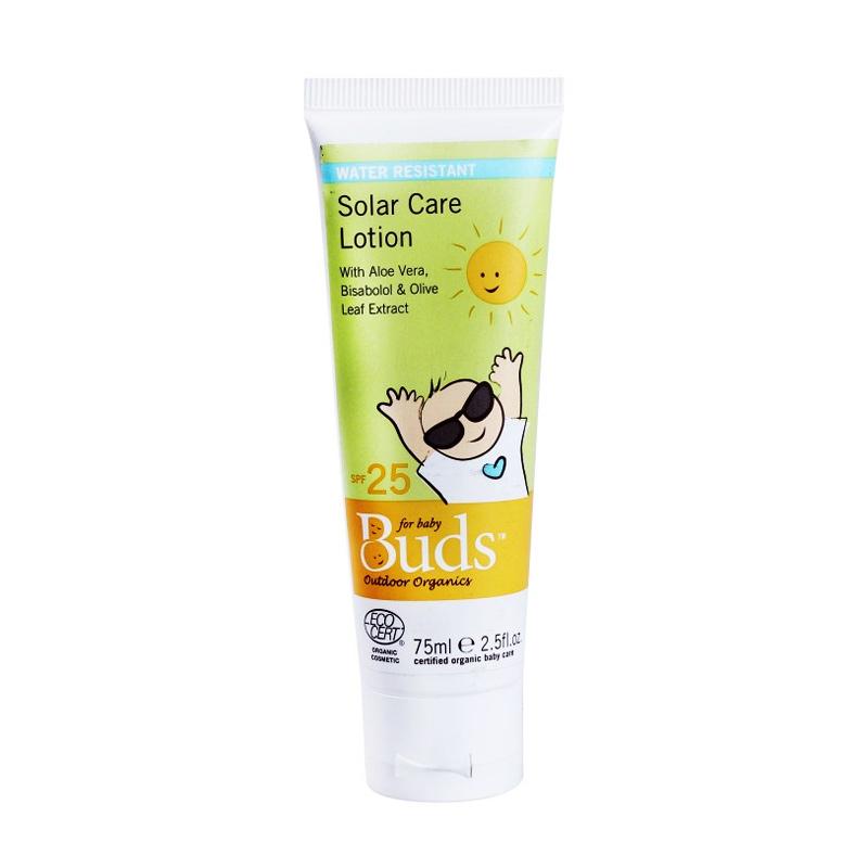 Buds Organics Solar Care Lotion [75 mL]