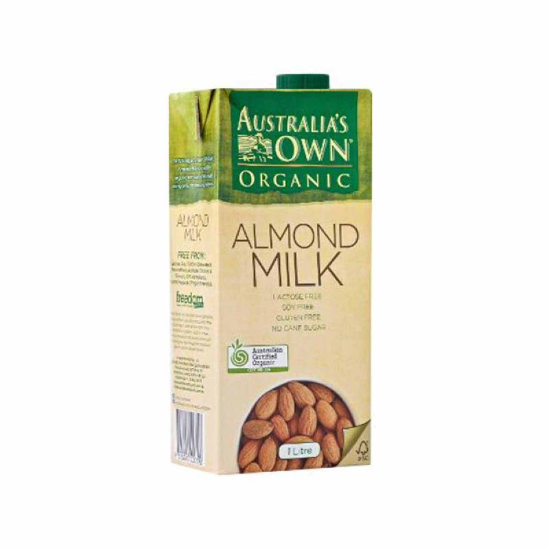 Australia'S Own Almond Milk 1L