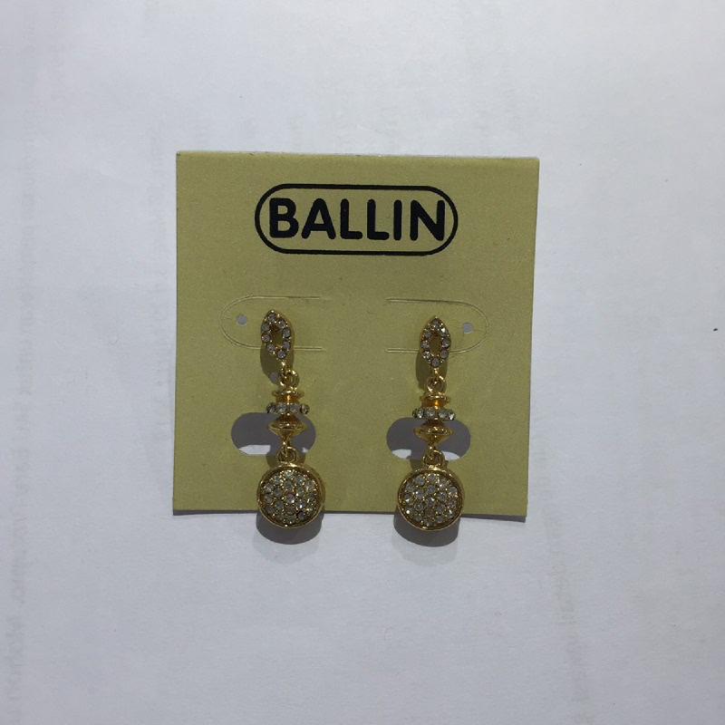 Ballin Women Earing YZ-E13987G Gold