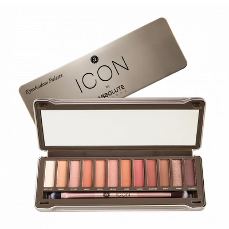 Absolute New York Icon Eye Shadow Wildfire
