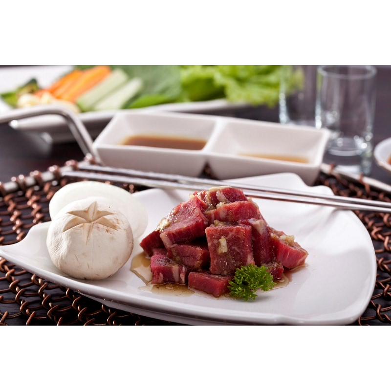 Fresh Korean BBQ - Jumuluk (Large) 260 Gr