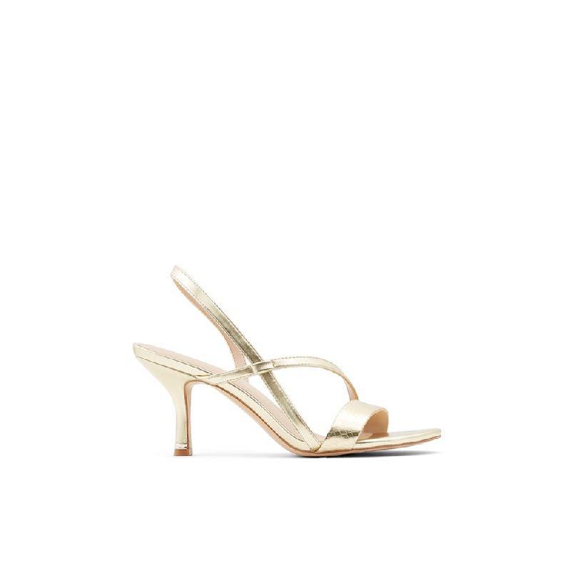ALDO Ladies Footwear Heels BONNARDEL-710-Gold